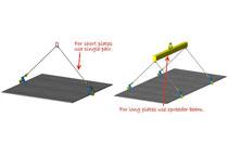 Camlok CH horizontal plate lifting clamp