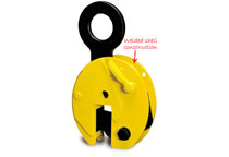 Camlok CZ vertical plate lifting clamp