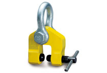Camlok TSH screw clamp for sheet metal